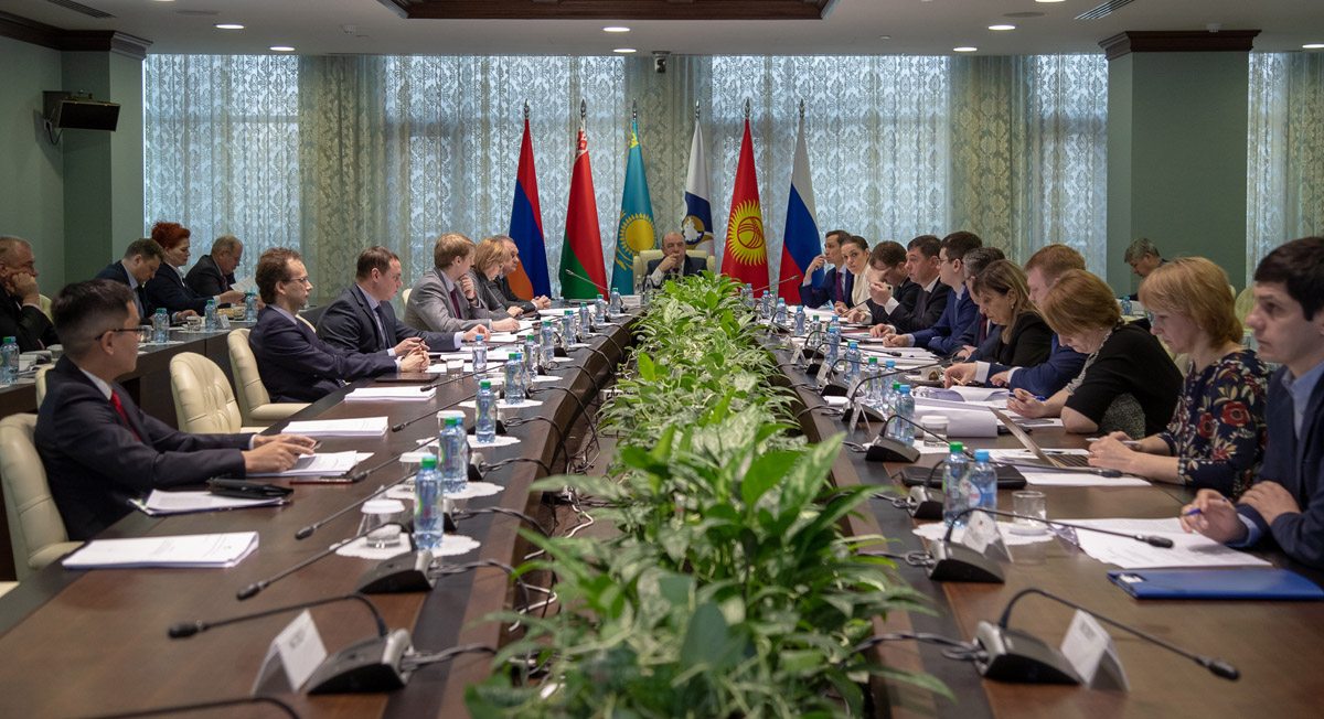 Заседание консультативного совета ЕЭК