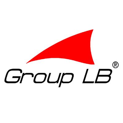 Логотип Group LB